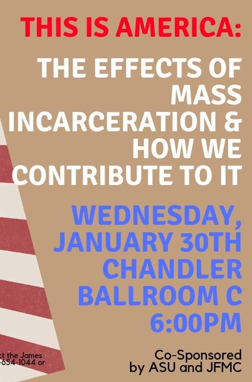 mass incarceration event